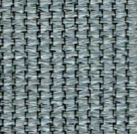 silver shade fabric color
