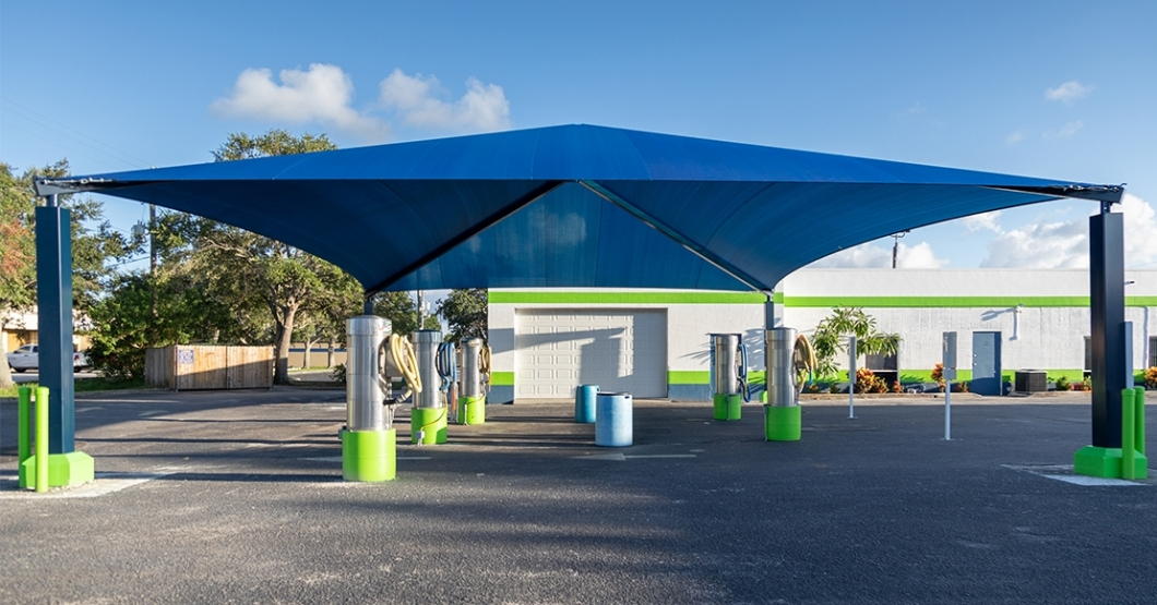 Parking Lot Shade Car Park Shade Solutions