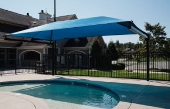 Cantilever Shade Design