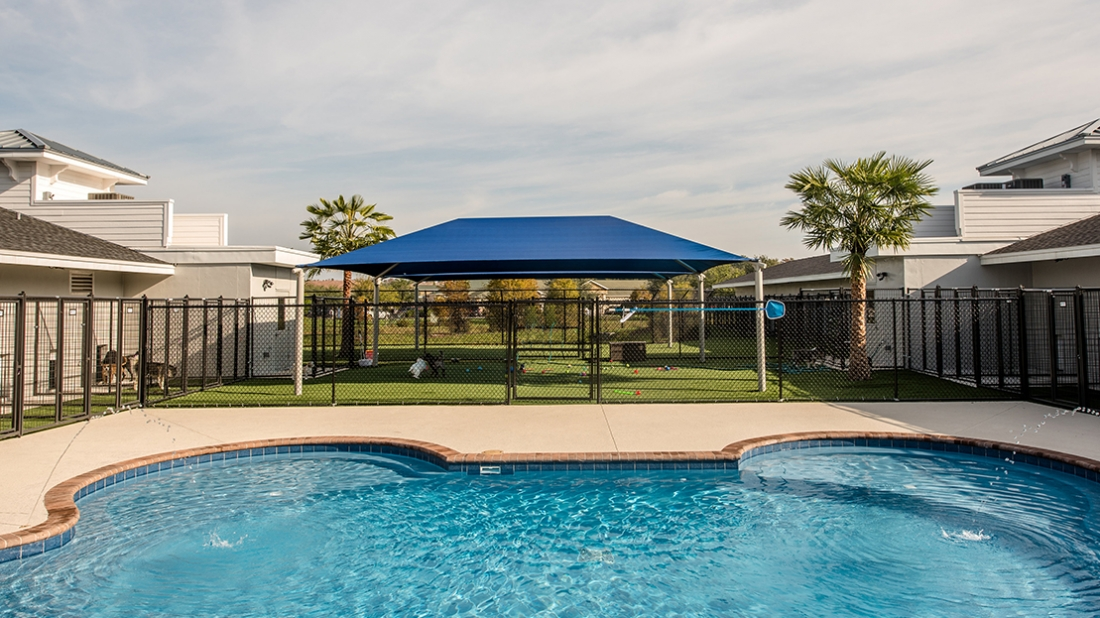 Florida Pool Shade