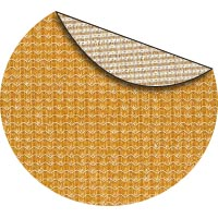 savanna commercial two color shade fabric