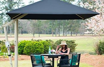 Outdoor Shade Canopies